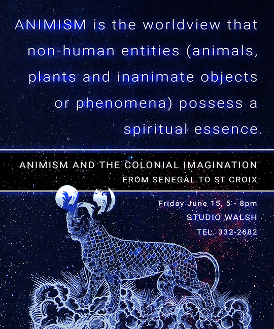 Animism and the Colonial Imagination